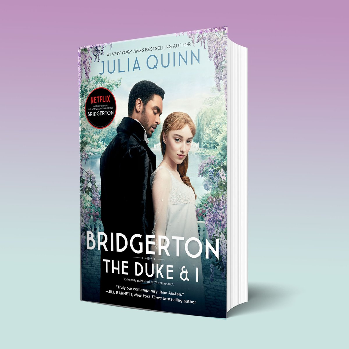 Turns out, Bridgerton fans can't get enough of this incredible world...  The Duke and I has reached #1 on the New York Times bestseller list while The Viscount Who Loved Me and Romancing Mr. Bridgerton are also in the Top 10 — the first time any of the books have made the list!