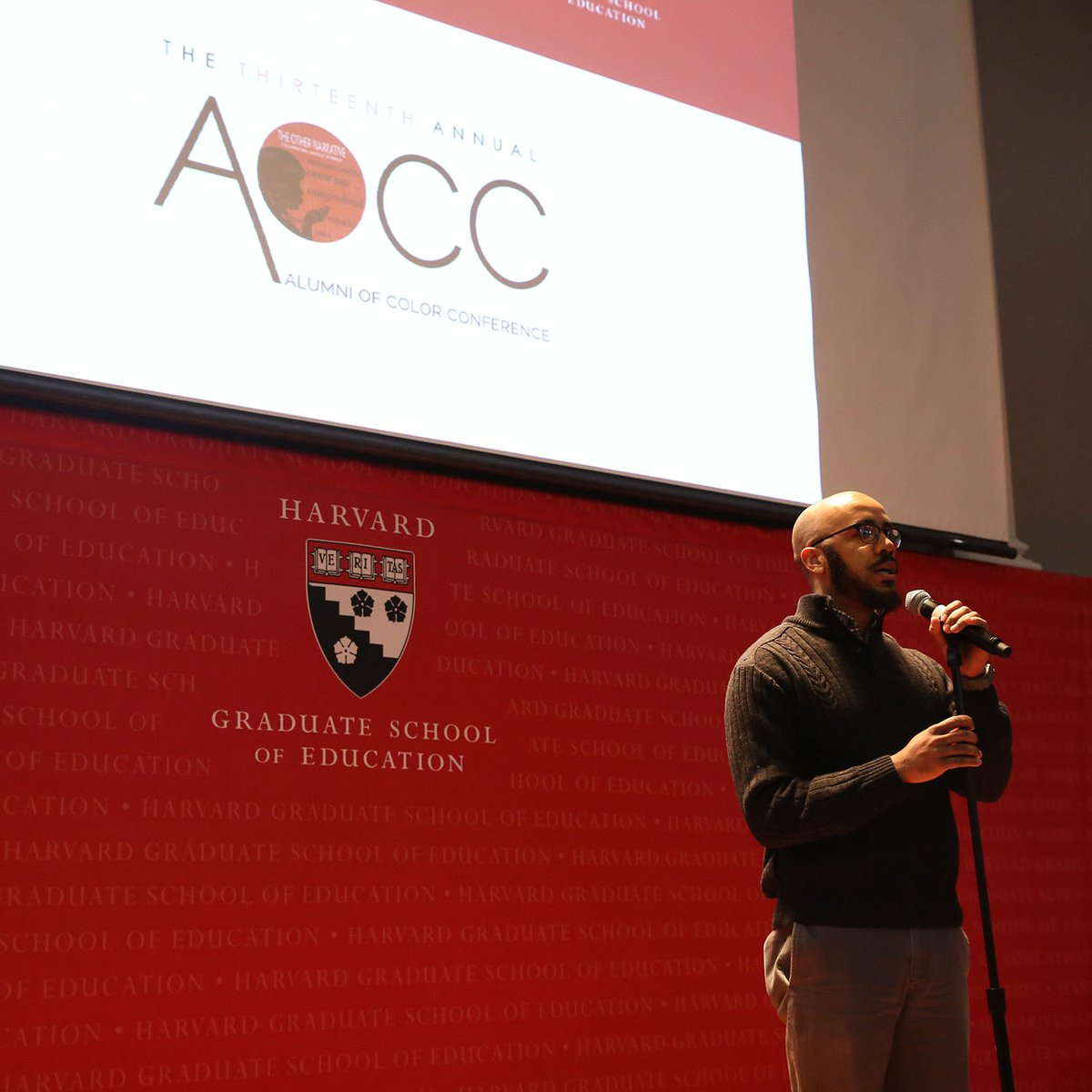 "This year, HGSE's Alumni of Color Conference (AOCC) centers itself on the theme ""Immunity in Community: Resilience in the Face of a Double Pandemic.""  If you have an idea for a potential presentation, proposals for the 2021 AOCC are due by January 24th."