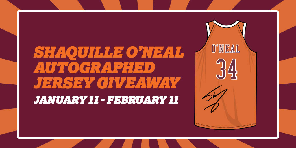 Enter to win an Autographed Jersey from our owner @Shaq! Receive one entry for every In-Person and #BigChickenShaq App purchase of an entree in Glendale, CA and Las Vegas, NV! Offer not valid on 3rd party delivery orders. No purchase necessary. T&C: