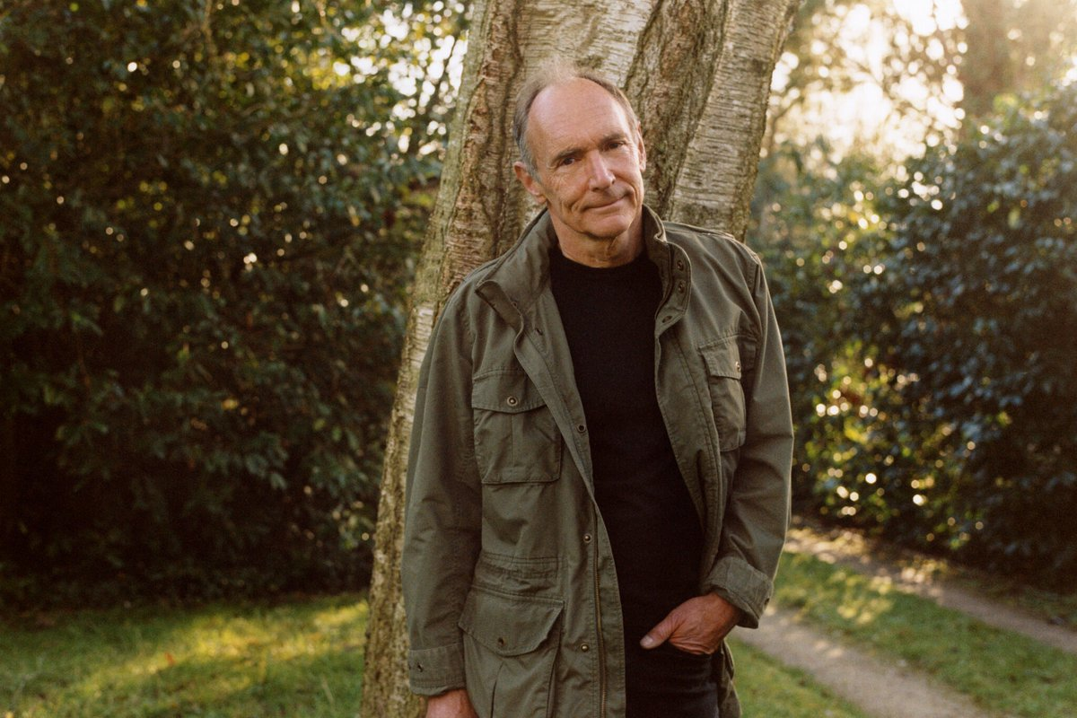 WWW inventor & MIT prof @timberners_lees big idea to save the web: pods that let you control your own data (sites visited, products bought). Orgs are then permitted to access part of the pod for specific tasks. NHS is doing a 21 pilot pod program: nyti.ms/2XwYFoE
