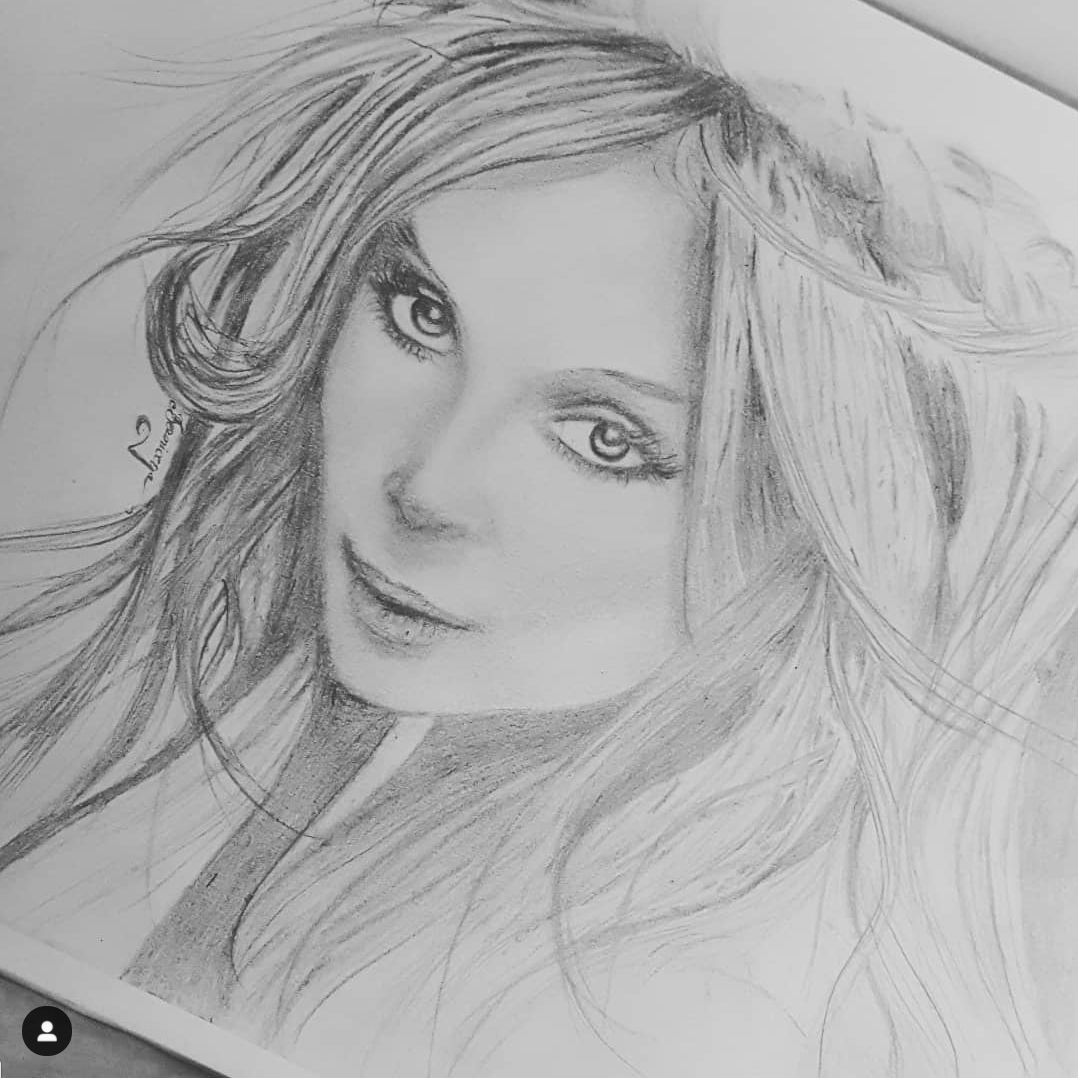 Thank you, @berniiceya for this lovely pencil sketch portrait of Sarah. Tag artwork with #SarahBrightman for an opportunity to be featured on Sarah's website and social media channels. https://t.co/lHncfCtN5M