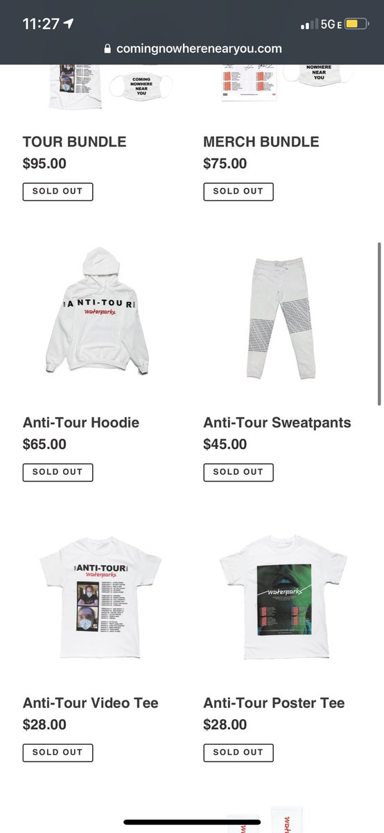 EVERYTHING IS SOLD OUT EXCEPT FOR THE FACE MASKS AND POSTERS BUT BOTH ARE RUNNING LOW, WILL BE GONE BEFORE NOON   🚨LAST CALL🚨