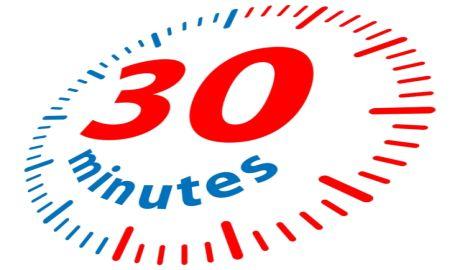 segundo parece, entre as 21h30 e as 22h vai haver um #TTL com apenas 30 minutos! @vd  @BaiaVieira @igama