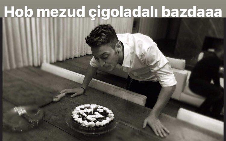 @MesutOzil1088