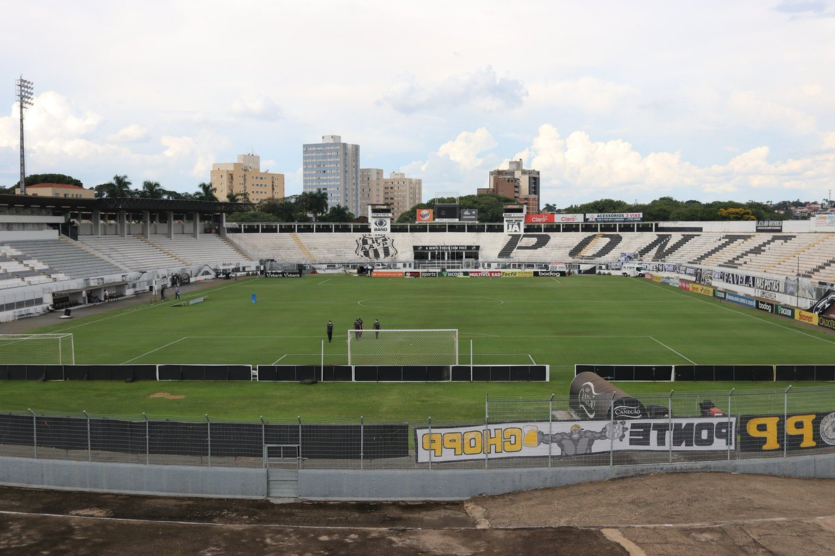 ⚽ Ponte Preta x Cuiabá   🏆 Campeonato Brasileiro Série B - 34ª rodada  🏠 Moisés Lucarelli     ⏰ 17:30 📺 SporTV e Premiere https://t.co/Axm1DLHHYt