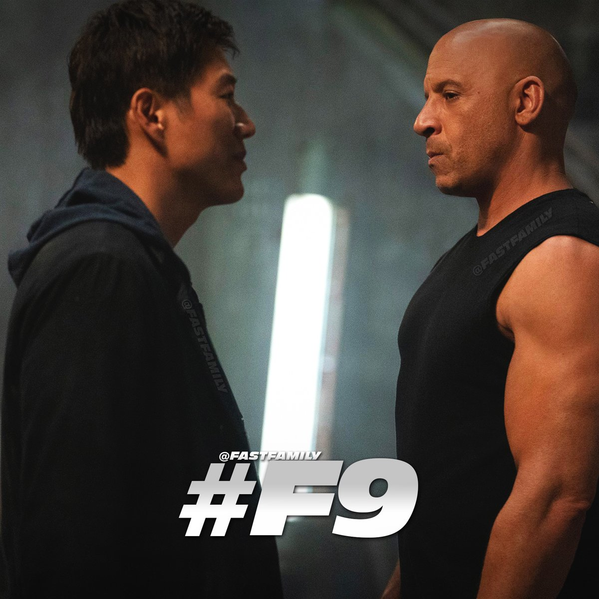"""""""There's something very special and magical about the Han character."""" - @VinDiesel   #JusticeForHan is coming. May 28th. #F9 #FAST9 @TheFastSaga"""