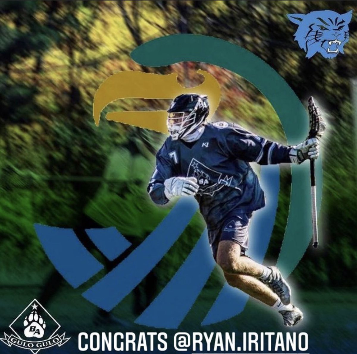 test Twitter Media - Congratulations Ryan on your commitment to play lacrosse at Salve Regina University! (Salve Regina Class '25) 🥍 @Yorklaxboys https://t.co/ZyvuYyClr1
