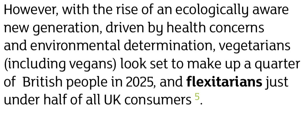 Good evening @NFUtweets . . . Here is my source , published by @sainsburys in 2019  citing your 'Future of Food 2040' report . It was also recently re-stated by @waitrose . . .
