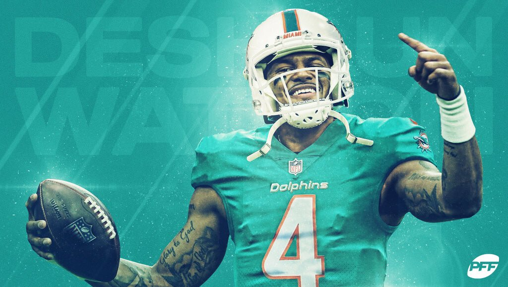 Will Deshaun Watson be taking his talents to South Beach? 👀 🌴
