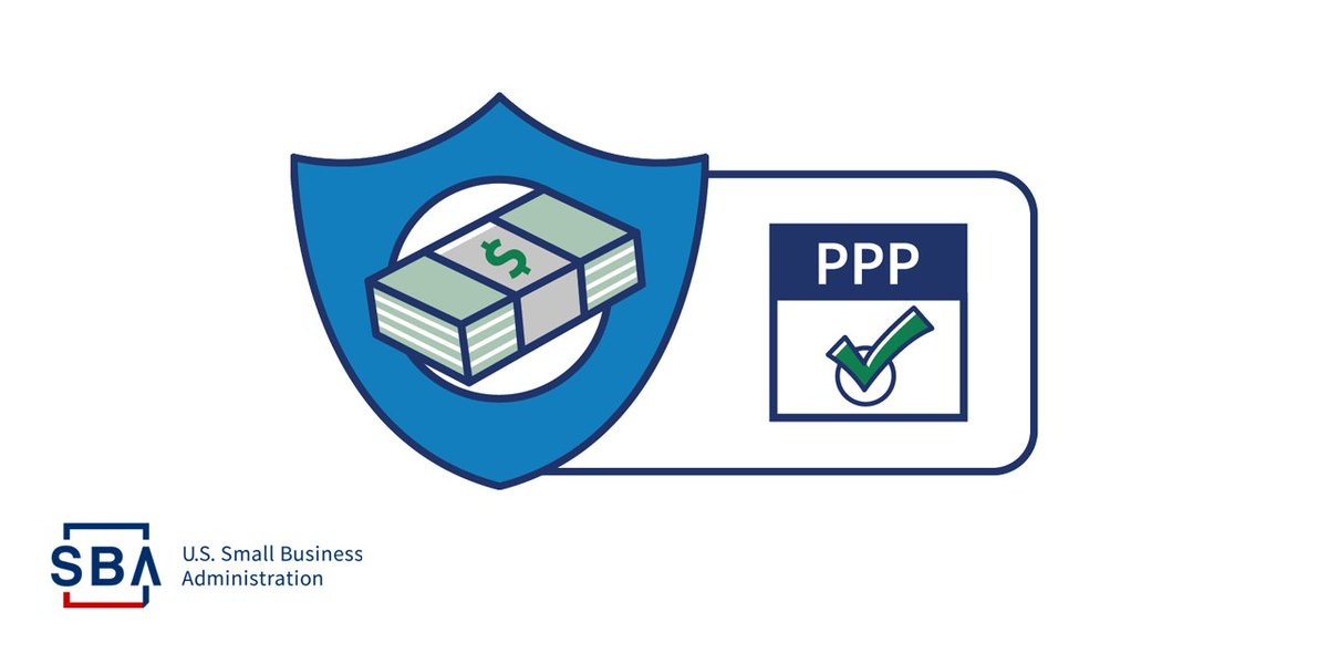 NEW: SBA, in consultation @USTreasury, re-opened the #PaycheckProtection Program loan portal earlier today.   ➡️Read the full announcement:   ➡️Learn more about the program: