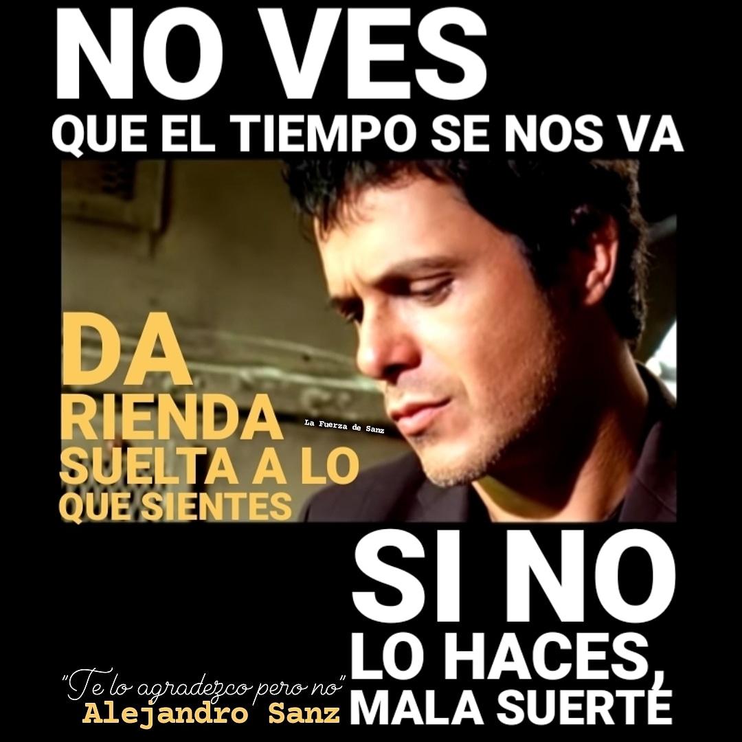 @AlejandroSanz @shakira #TeLoAgradezcoPeroNo 🎵🎶