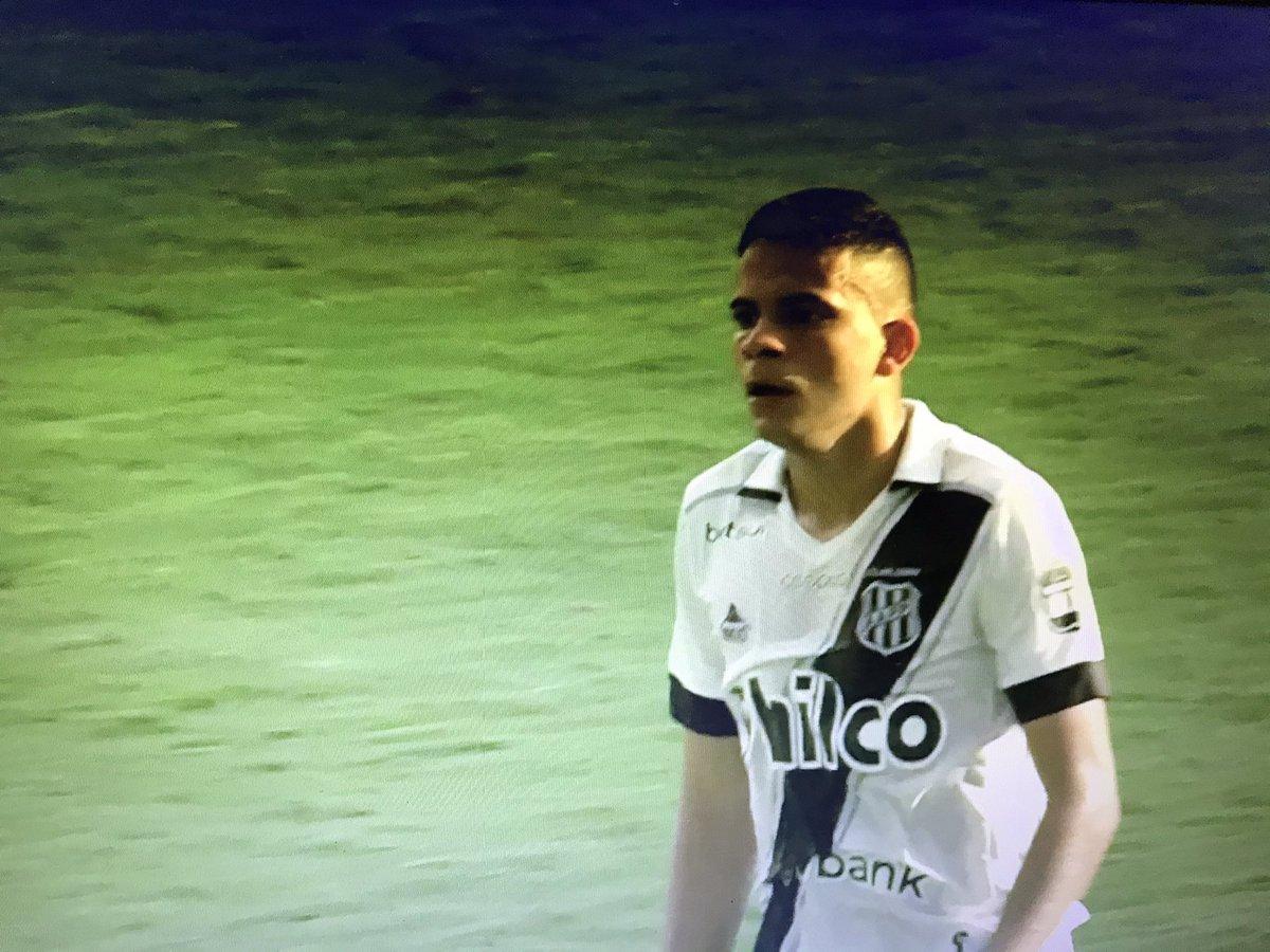Bezona 2020 - Intervalo no Majestoso - Ponte Preta 1 x 0 Cuiabá - o gol da Macaca foi foi marcado por Bruno Rodrigues (Foto) de cabeça. https://t.co/8QqWQ8fpIF