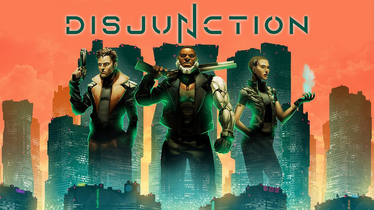 Enter the future of 2048 in Disjunction, a stealth-action RPG coming to PS4 on January 28. Five things to know: