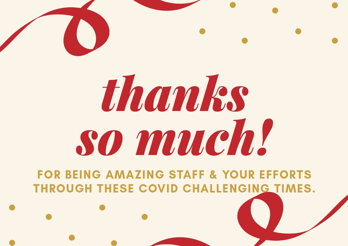 Thanks to the amazing staff at WVI! #COVID19 #amazingstaff