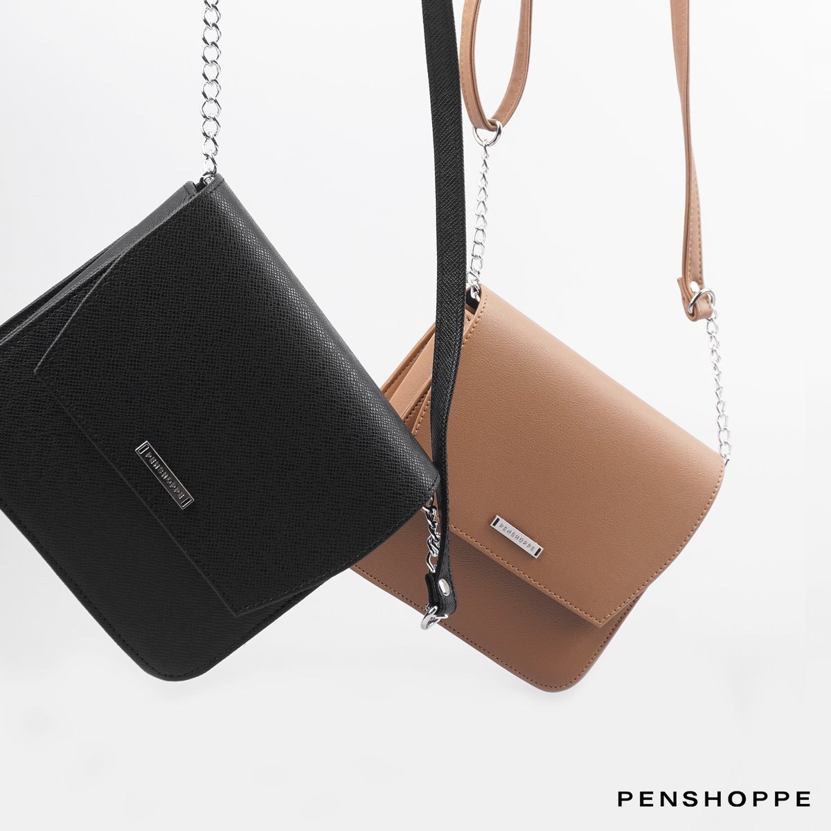 If you're looking for a sign to finally get a sling bag - this is it. 😋   #Penshoppe Ladies' Sling Bag P549  Grab them here:
