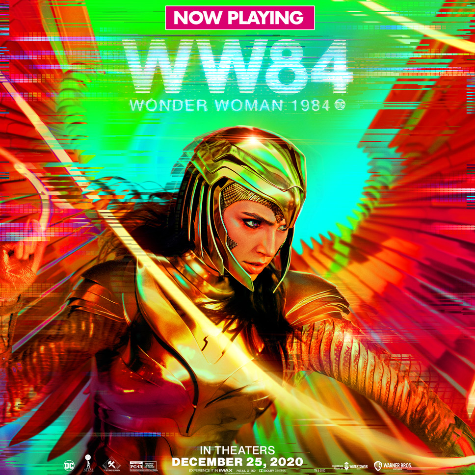 The path to greatness starts somewhere. #WonderWoman1984 is now playing at #AMCTheatres! Get tickets now:
