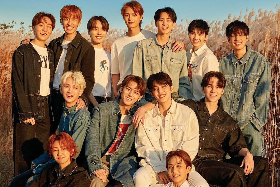 """RT @soompi: #SEVENTEEN Confirmed To Appear On """"The Kelly Clarkson Show"""" This Week https://t.co/p7i6uOVr94 https://t.co/5TXJHjE3XO"""