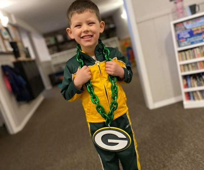 Replying to @packeverywhere: It's #GGFriday! 💚💛  Reply to this tweet with your Green & Gold photos!   #GoPackGo