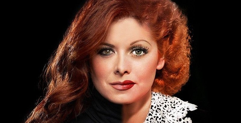 In my opinion...Nicole Kidman is an awesome actress...but Debra Messing would be perfect to play Lucille Ball.