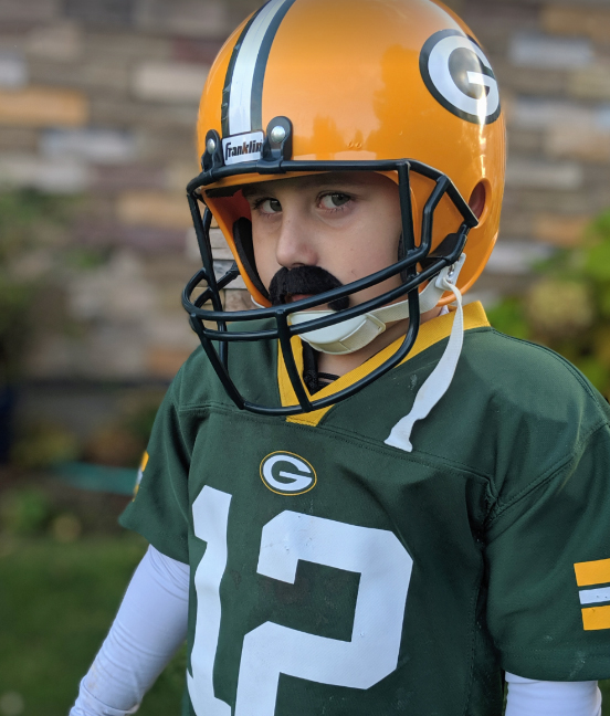 : Ready for #LARvsGB.  #GoPackGo  #packers