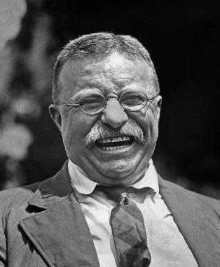 @JesseCox's photo on Teddy Roosevelt