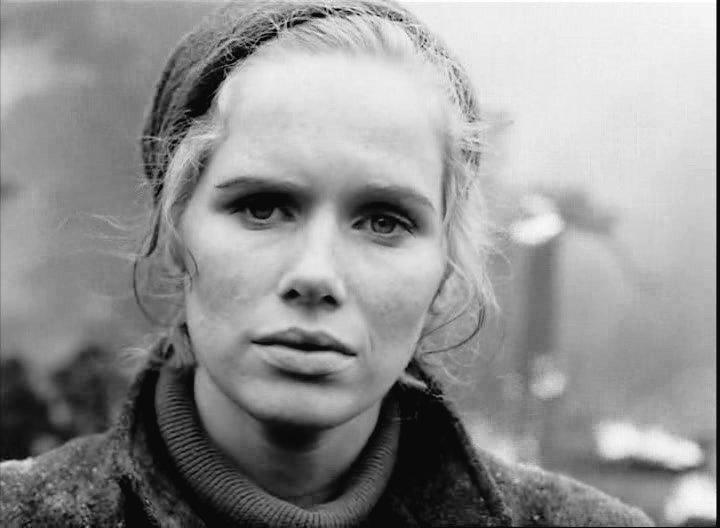 Replying to @EvaArriagaD: 🎥 'Skammen' ('Shame'; Ingmar Bergman, 1968).