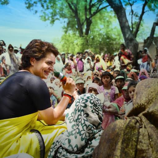 Wishing @priyankagandhi ji a very happy birthday. May you have the best of health and all the happiness.