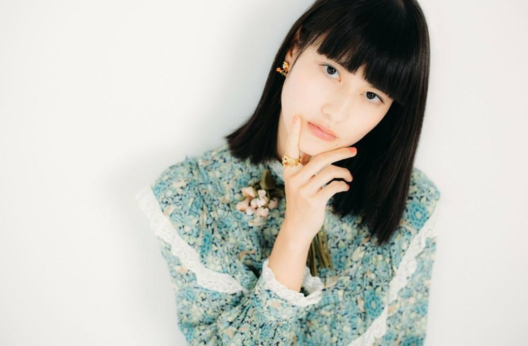 Replying to @cloverblossoms_: Happy Birthday, Hashimoto Ai 🎂🎉 (January 12, 1996)  When the first time you saw her?