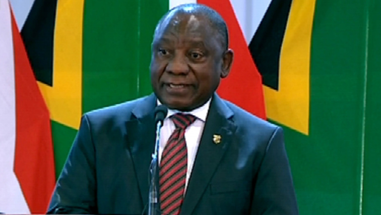 Addressing the nation about the status of the fight against coronavirus President Cyril Ramaphosa last night announced that the country will remain under the adjusted Lockdown Level 3. What stood out for you from the President's address last night?  #sabcnews https://t.co/iGM4OWwCBS