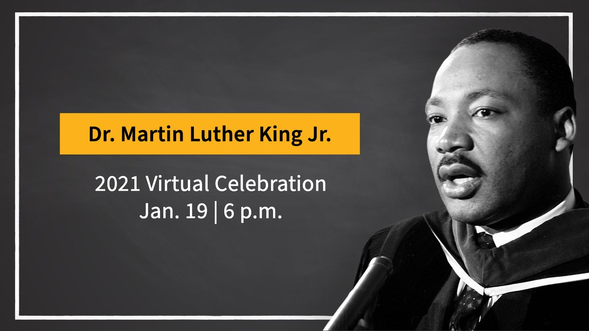 Tonight is the night! Please make plans to join @STLCCFloValley for our Annual Dr. Martin Luther King, Jr., Celebration to be held virtually this year on the College's YouTube channel. For more information related to our event, go to https://t.co/uqhYmkiHVj https://t.co/3cjTer7gCE