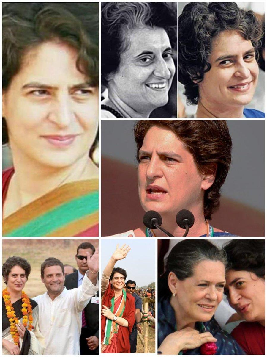 Wishing @INCIndia GS @priyankagandhi Ji a very Happy Birthday & pray that she continues to be d pillar of strength for our Ldrs CP #SoniaGandhi Ji & @RahulGandhi Ji, in their endeavour to Strengthen #Congress & to Save Democracy in #India. #HappyBirthdayPriyankaJi #PriyankaGandhi