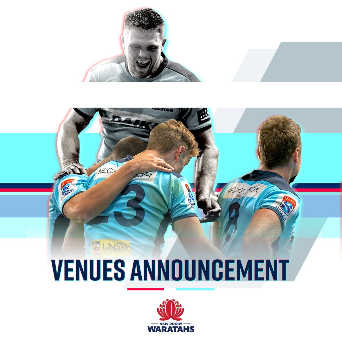 What you've been waiting for. Our 2021 venues locked in 🏟️🔒 👀 Check them out here -   🔵 Don't forget to sign up for membership   #fortheloveofrugby💙🏉