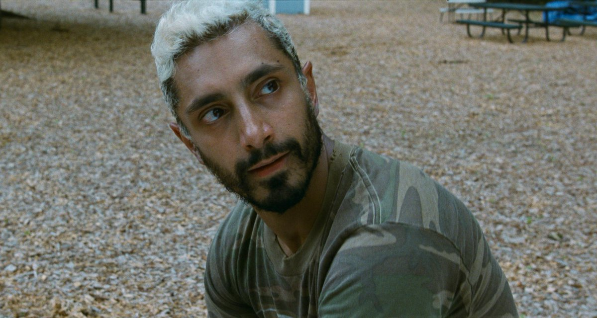 "#GothamAwards: Riz Ahmed wins Best Actor for ""Sound of Metal."""