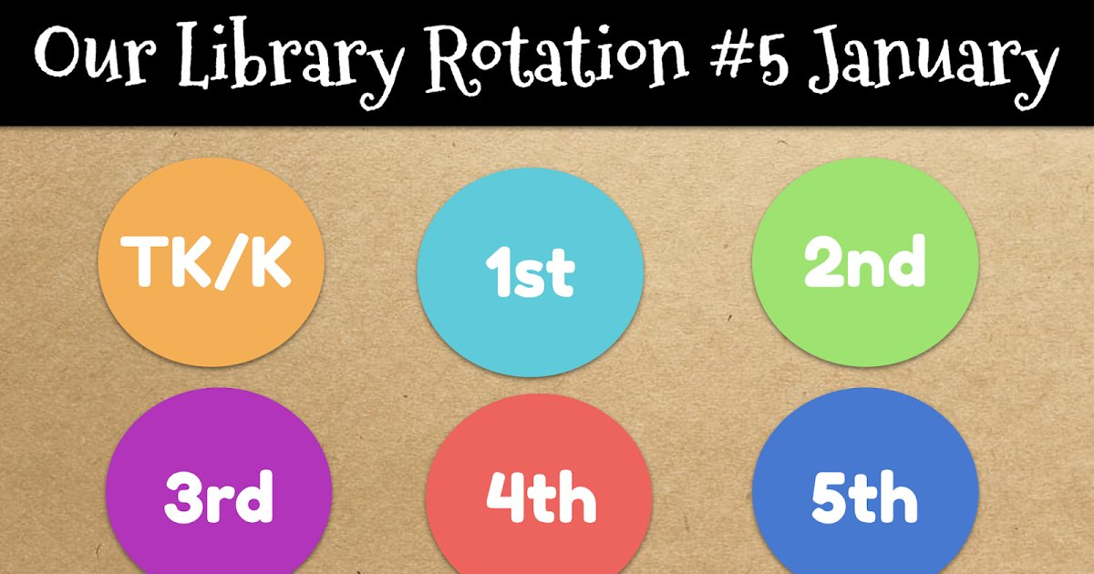 Its here, friends! Rotation #5 of Library Lessons! 🎉🎉🎉 You will find the TK-5th grade library choice boards and other resources to edit and use here in this post. And the link for the entire year too. 😊 buff.ly/2Xz5JkK #futurereadylibs #tlchat #edchat #edtech