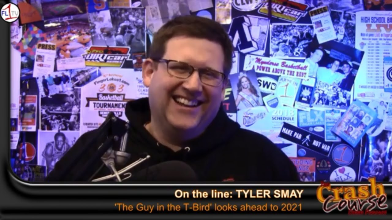 CRASH COURSE #338: Tyler Smay and Cory Roman (podcast)