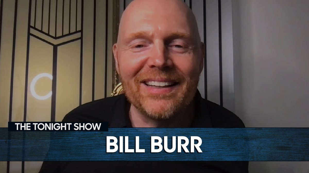 """Bill Burr defends his Boston accent in #TheMandalorian:  """"How about C3PO with an English accent, that was okay? Like the guy had been knighted?""""  (via @FallonTonight)"""