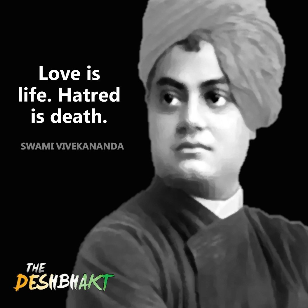 Since #SwamiVivekananda is going to mentioned a lot in the forthcoming Bengal elections....