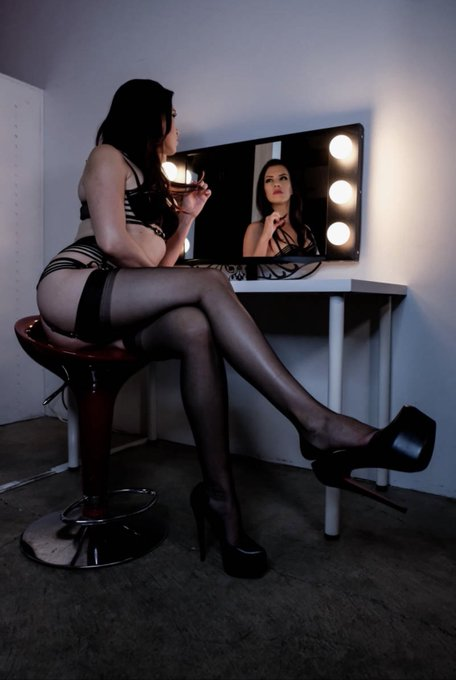I pay more attention to you when you sub to My fan sites.   FREE Femdom POV clip on OF FREE to follow