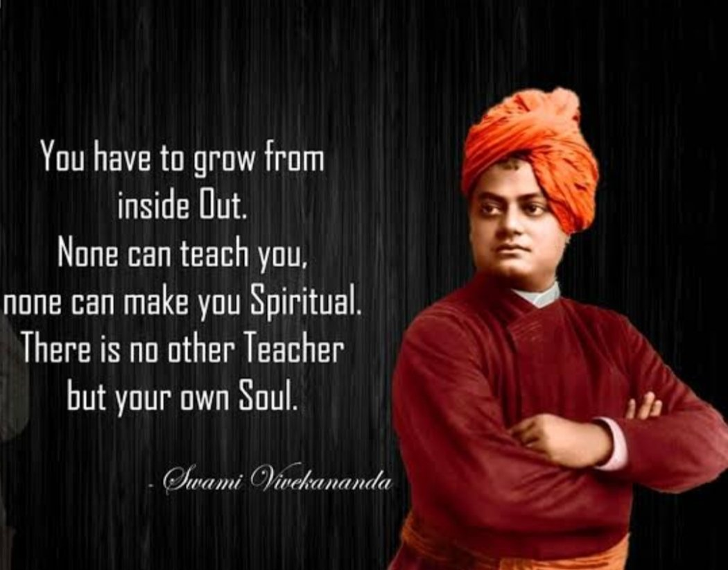 """A man is not poor without a rupee but a man is really poor without a Dream and Ambition."""" Swami Vivekananda 🙏🇮🇳 @PMOIndia @AnupamPKher @MirYanaSY  #NationalYouthDay2021 #YOUTHDAY2021"""