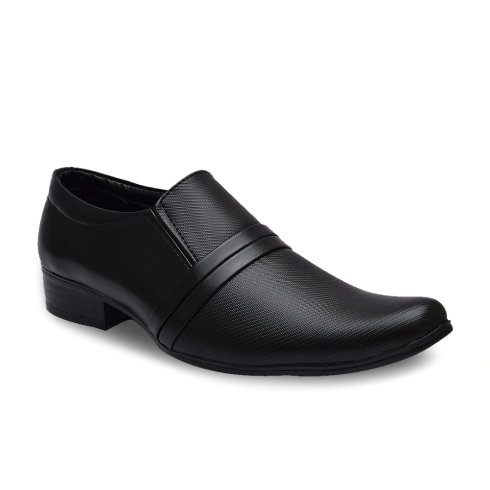Sir Corbett Men Black Semiformal Shoes   @myntra @MyntraFS @myntracoupons1 #myntraendofreasonsale #shoes #shoesaddict #shoesworship #fashion #fashionstyle #menshoes #Coupon #coupons #Offer #Offers #deal #Deals