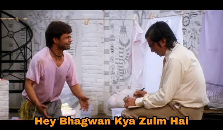 Aussie bowlers when they couldn't break partnership between  tailenders   #AUSvIND