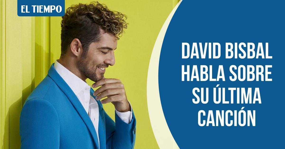 'Soy un artista latino a muerte'. @davidbisbal charló con EL TIEMPO sobre su colaboración con Carrie Underwood. Esto fue lo que dijo ►