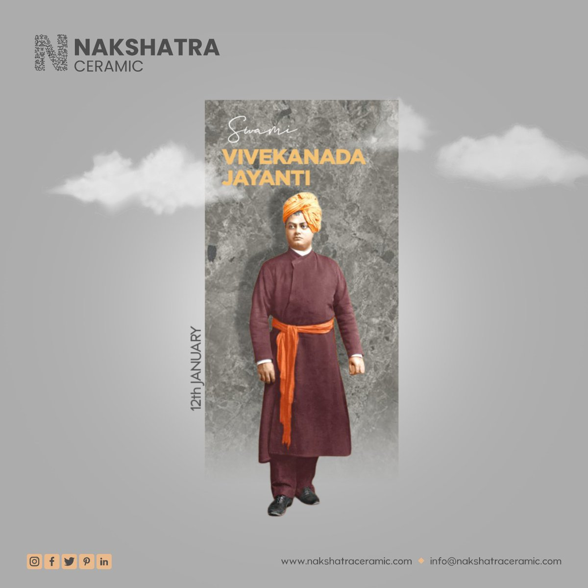 NATIONAL YOUTH DAY  #nationalyouthday #swamivivekananda #vivekananda #swamivivekanandaji #swamivivekanand #india #swamiji #hinduism #yoga #hindu #guru #youth #vivekanandaquotes #vivekanand #ramakrishnaparamahamsa #ramakrishnamission  #harekrishna #ramanamaharshi  #ramanashram