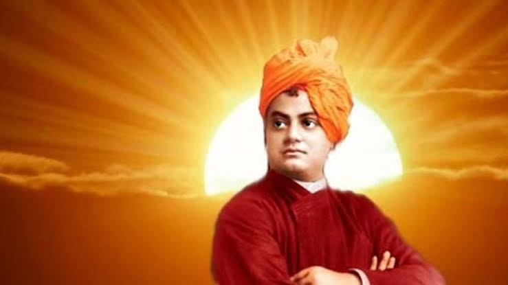 """""""Take risks in your life. If you win, you can lead, if you lose, you can guide.""""  ~ Swami Vivekananda  Currently this is driving my life. #NationalYouthDay  #SwamiVivekananda"""