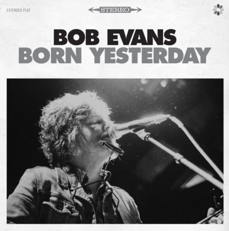 Congrats to @BobEvansMusic for debuting #15 on the Independent Label Singles chart with Born Yesterday.