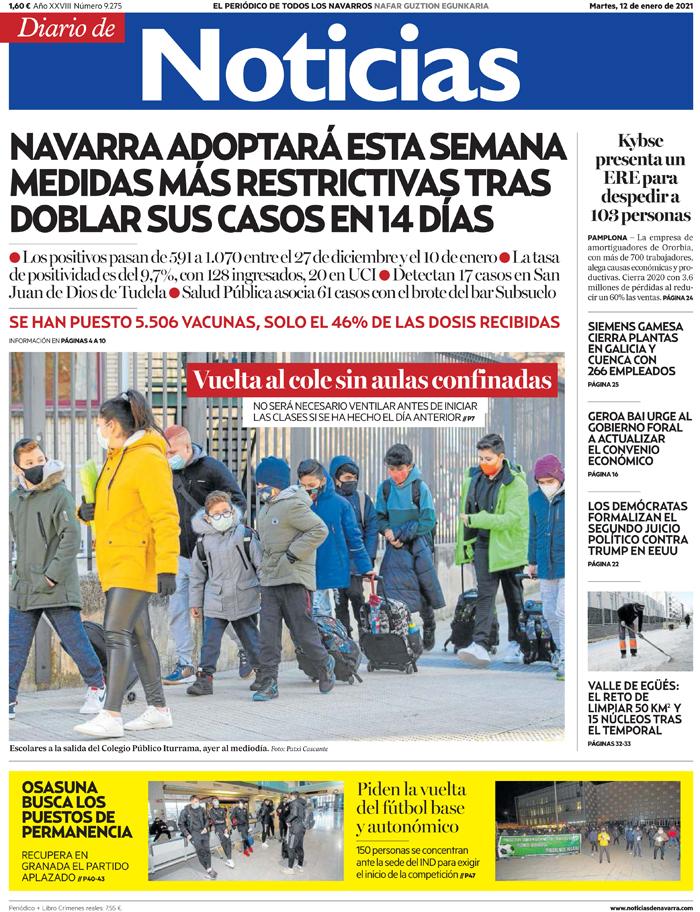 ☣ CORONAVIRUS ☣ - Minuto y Reconfinado - Vol.119: Nieva En Madrid. - Página 4 Ergw38YXcAIeT4n?format=jpg&name=medium