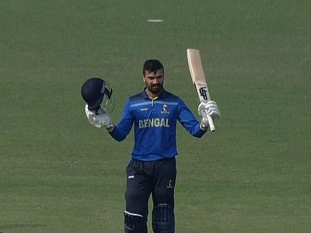 #SyedMushtaqAliTrophy #JHAvBEN   Vivek Singh stars as Bengal beat Jharkhand for second straight win  Read: