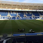 Image for the Tweet beginning: Dryject service at TSG Hoffenheim