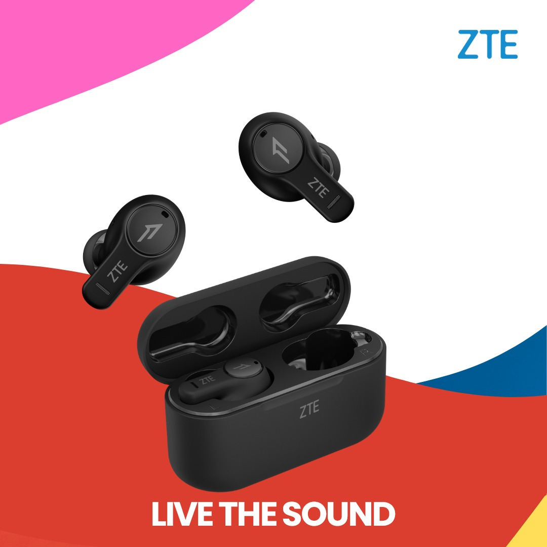 Live the sound, with the brand new ZTE Live Bud: https://t.co/tCe73pcDXY https://t.co/Wn0wi0wRzP