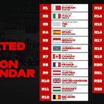 2021 CALENDAR UPDATE  🇧🇭 Season starts in Bahrain 26-28 Mar 🇦🇺 Australia moves to 19-21 Nov 🇮🇹 Imola returns 16-18 Apr; China discussions ongoing  Dates of Brazil, Saudi Arabia and Abu Dhabi races all change  #F1